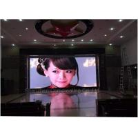 Wholesale Good Uniformity SMD Indoor Commercial LED Displays P5 Energy Saving from china suppliers