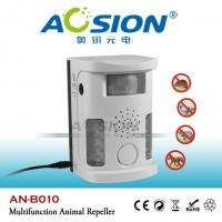 Wholesale Garden Multifunctional Ultrasonic Animal Repeller With PIR from china suppliers