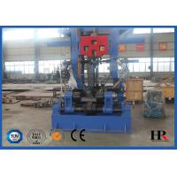 Wholesale Efficient H-beam Combination Work Station Production Line For Straightener And  Cutter from china suppliers