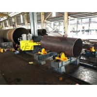 Wholesale Pipe Tank Hydraulic Fit Up Rotator Pipe tack welding 1+1 Fit Up 20Ton 3m Diameter from china suppliers