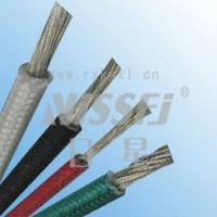 Fiberglass heat resistant wire of item 90578784 for Is fiberglass heat resistant