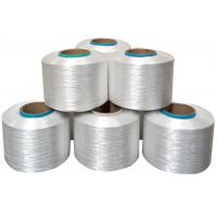 Quality Raw White 1500D High Tenacity Polypropylene Yarn For Safety Belts for sale