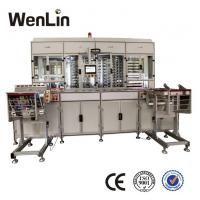 Wholesale Automatic Smart Card Lamination Machine Twin Stack 400*500mm 10 Daylights from china suppliers