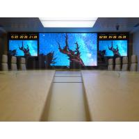 Wholesale 1500cd / ㎡ 1/4 Scan P10 Advertising LED Signs Indoor Full Color Panels from china suppliers