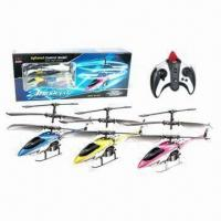 Wholesale 2-channel I/R Mini Helicopters, Available in Various Colors, 3.7V Li-Po Battery from china suppliers