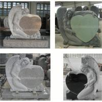 Wholesale Single Angel Heart Monuments from china suppliers