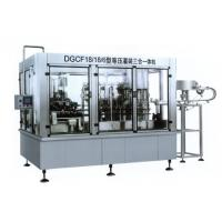 Wholesale DCGF40-40-10 samll bottled carbonated water production line  from china suppliers