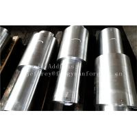 Wholesale Stainless Steel Hot Forged Step Shaft Step Axis Heat Treatment Machined from china suppliers