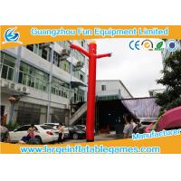 Buy cheap Advertising Inflatable Sky Dancer Air Dancer For Event With Red Color from wholesalers