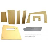 Wholesale Level IIIA / III Bullet Resistant Panel Materials for Car Armouring from china suppliers