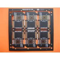 Wholesale Aluminium FR-4 CEM-3 Rogers PCB & Hard Drive PCB 0.2 - 6mm Board Thickness , 8-Layer from china suppliers