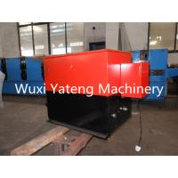 Quality PLC Control System Gutter Roll Forming Machine With Touch Screen &Button for sale