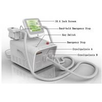 Quality Cool Sculpting Fat Loss Cryolipolysis Slimming Machine With Two Cryo Handles for sale
