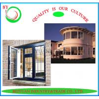 Wholesale Aluminum alloy double glass windows and doors thermal break from china suppliers