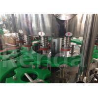 Wholesale 3.8KW Automatic Bottle Filling Machine , Pet Bottle Water Bottling Equipment from china suppliers