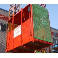 Wholesale 24m-80m SS Vertical Handling Machine Construction Building Material Hoist for Cargo,Goods from china suppliers