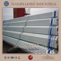 Wholesale BS 1139 Scaffolding Tube ERW Round HDG STEEL PIPE 48.3 * 3.0mm * 6m / 48.3* 3.2mm * 6m from china suppliers