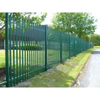 Wholesale Palisade Security Fencing from china suppliers