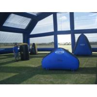 Wholesale Water Proof Inflatable Paintball Arena ARENA07 with Durable Anchor Rings from china suppliers