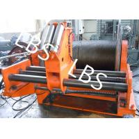 Wholesale Safe and Reliable Hydraulic Boat Winch with Lebus Grooving Drum and Spooling Device from china suppliers