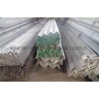 Wholesale Equal Stainless Steel Angle Trim Stainless Angle Bar 304 316L 310S from china suppliers