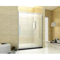 Wholesale bathroom,shower door, shower enclosure,shower room , stainless steel shower glass HTC-700 from china suppliers