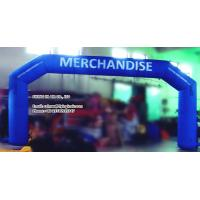 Wholesale 10m Printing Inflatable Arch with Blower for Outdoor Business Show from china suppliers