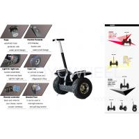 Wholesale High-Tech off Road Segway scooter , Environmentally friendly electric chariot scooter from china suppliers