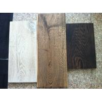 Buy cheap Engineered oak wood flooring/Wide plank oak flooring from wholesalers