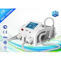 Wholesale Multifunctional Nd OPT SHR Hair Removal Machine With RF lift 2500w from china suppliers