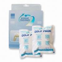 Wholesale Nontoxic Hot and Cold Packs, Used to Supply Instant Cold within 3 Seconds, Suitable for Traveling from china suppliers