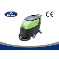 Wholesale Walk Behind Compact Floor Scrubber Dryer Machine Mechanical Collision Protection from china suppliers