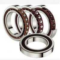 Wholesale 7000 Angular Contact Ball Bearing, stainless steel bearings For radial load and axial load from china suppliers