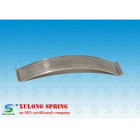 Wholesale Washing Machine Custom Flat Springs / Flat Leaf Springs Stainless Steel 301 from china suppliers