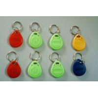 Wholesale TOPAZ512 chip RFID keychain / NFC large-capacity chip key ring from china suppliers