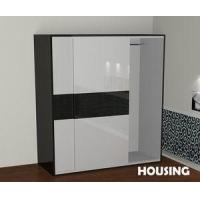 Wholesale Lacquer Door Wardrobe (HW-L02) from china suppliers