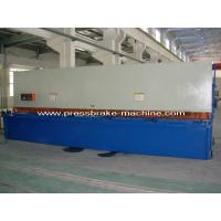 Wholesale Foot Sheet Metal Shearing Machine 6mm Plate Shear CE Certificate from china suppliers