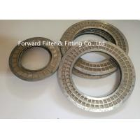 Wholesale Iron chrome aluminum high temperature corrosion resistant chemical cleaning accessories with wire mesh disk / filter from china suppliers