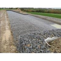 Quality 6x8/8x10 Hot dipped galvanized gabion box for philippines for sale