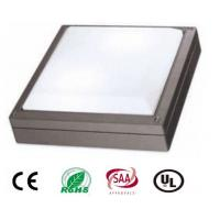 Wholesale 20W Square Outdoor LED Wall Light With Philips Chip , High Power IP65 Led Wall Pack Light from china suppliers