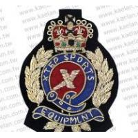 Wholesale Bullion Wire Badges from china suppliers