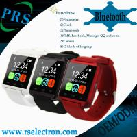 Wholesale fashion buletooth hand mobile phone watch from china suppliers
