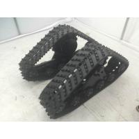 Wholesale Top design Rubber Track System for ATV Py-255C from china suppliers