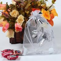Wholesale Printing Organza Pouch Hanging Travel Toiletry Bag Fiber Drawstring from china suppliers