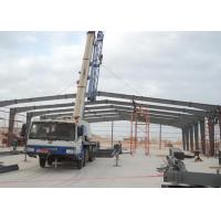 Wholesale High Strength Light Steel Structure Warehouse , Multi - Functional Structural Steel Buildings from china suppliers
