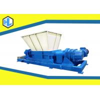 Wholesale Blue Color Household Food Waste Shredder Machine High Performance Low Speed from china suppliers