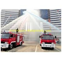 Wholesale Hydraulic steering Fire Fighting Trucks 4x2 10000 L water tanker fire truck from china suppliers