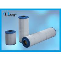 Polyester Pleated HC Filter Cartridge For Water Treatment System