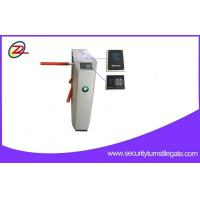 Quality QR Bar Code Ticketing System Tripod Turnstile Gate For Scenic spot for sale