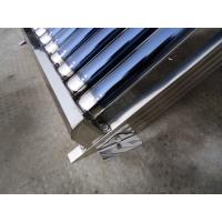 Quality 10 tubes low pressure stainless steel solar water heater for Mexico market for sale